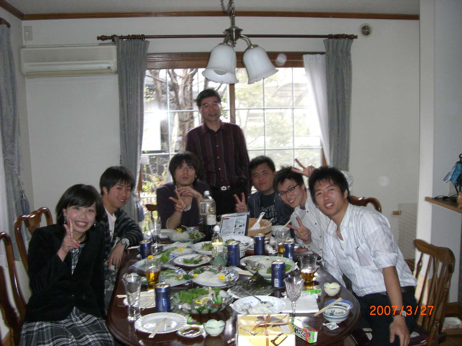 2007年春