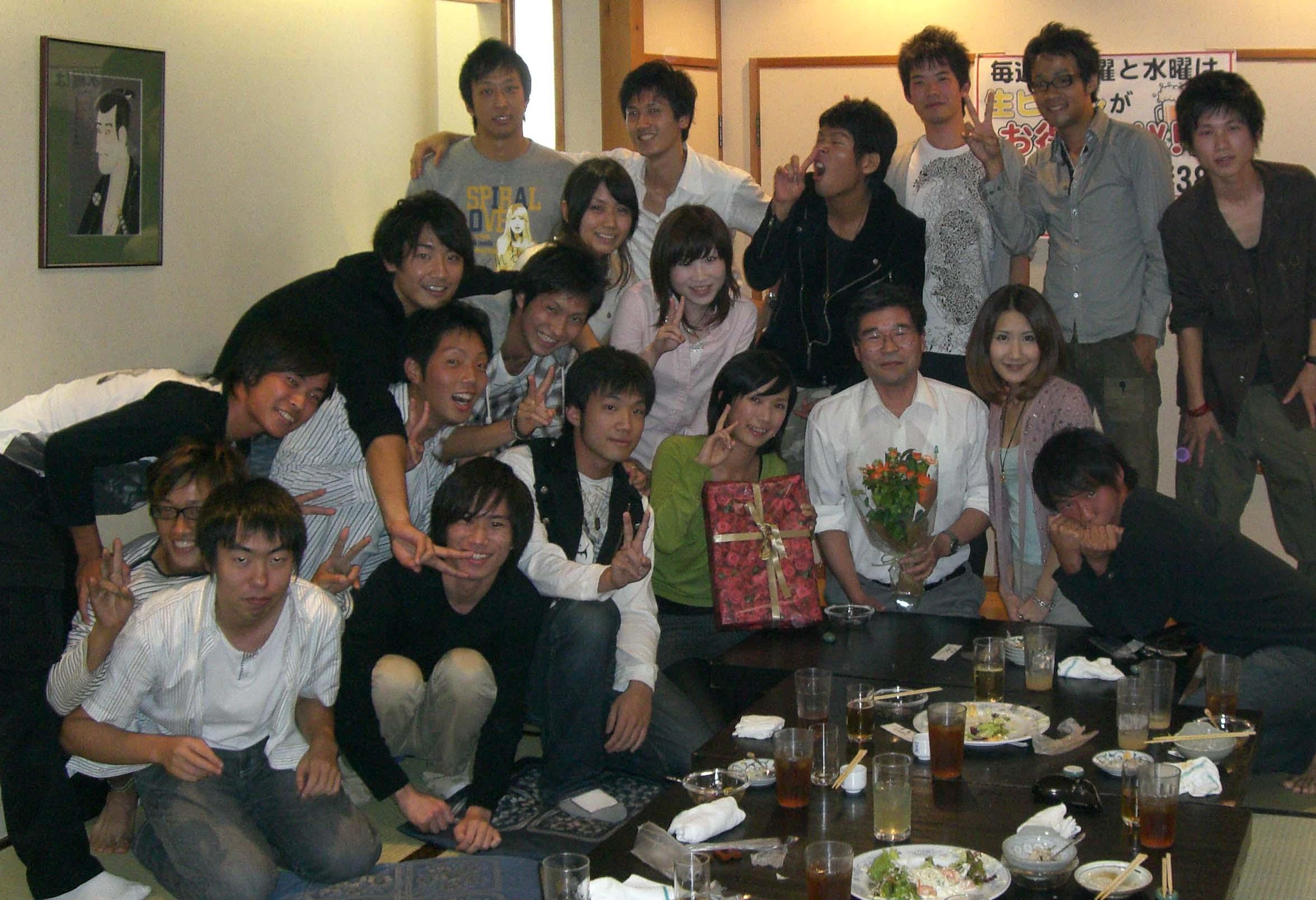 2007.10.10 写楽にて